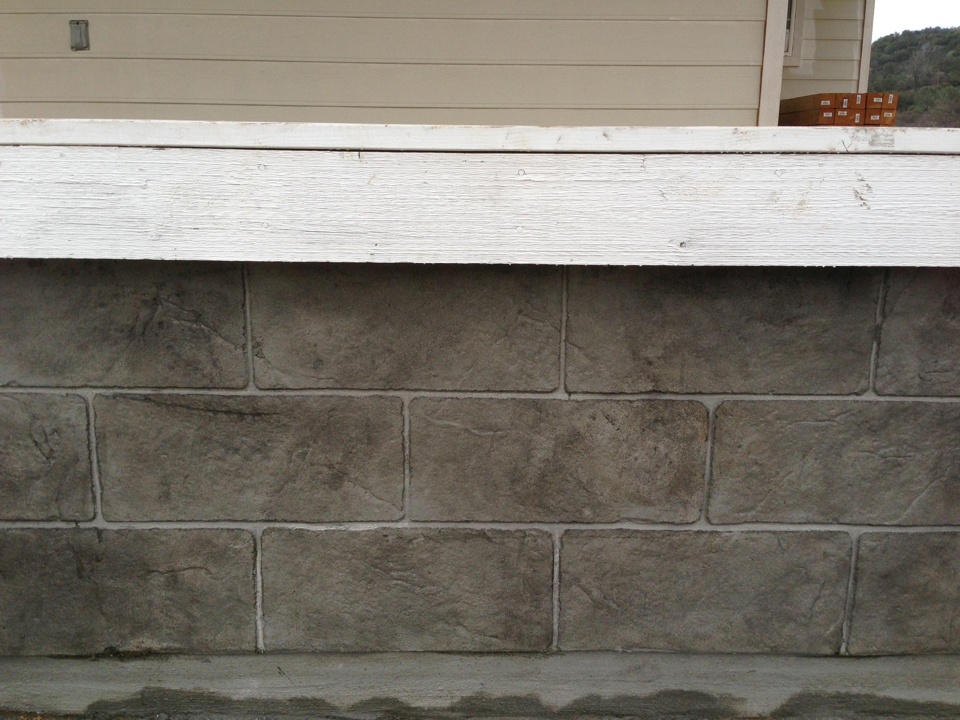 Decorative Concrete Walls Surface Solutions Concrete Sf